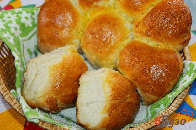 фото рецепта: Домашние пирожки с капустой