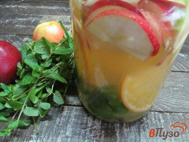 фото рецепта: Коктейль из кабачка с грейпфрутом и водкой