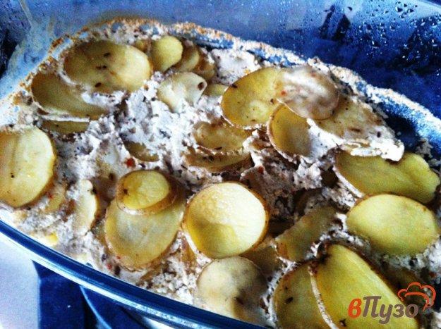 фото рецепта: А ля Гратен из молодого картофеля