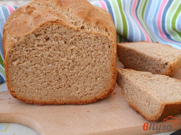 фото рецепта: Ржаной хлеб на тёмном пиве с кориандром в хлебопечке
