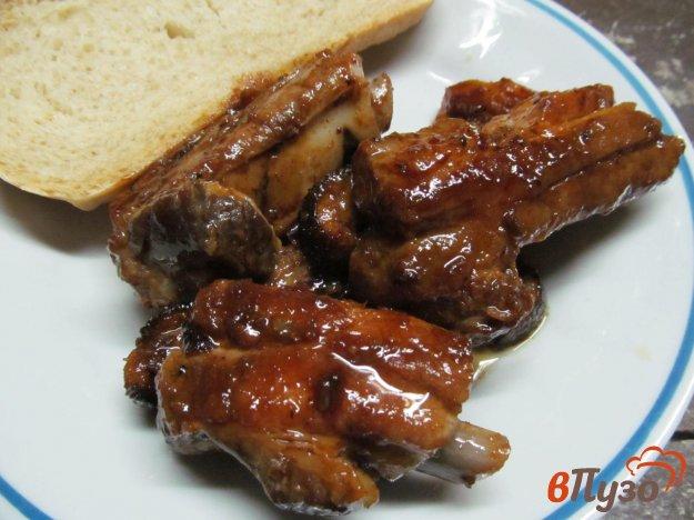 фото рецепта: Свиные ребра в маринаде