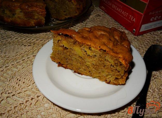 фото рецепта: Яблочно-апельсиновая шарлотка