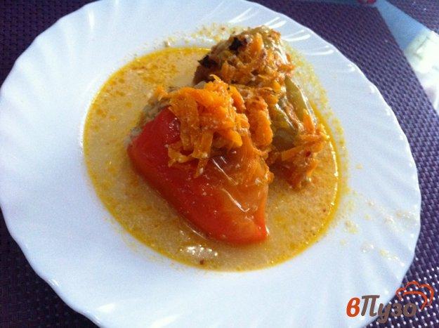 фото рецепта: Фаршированный перец