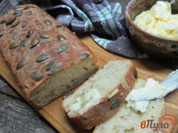 фото рецепта: Хлеб с семечками