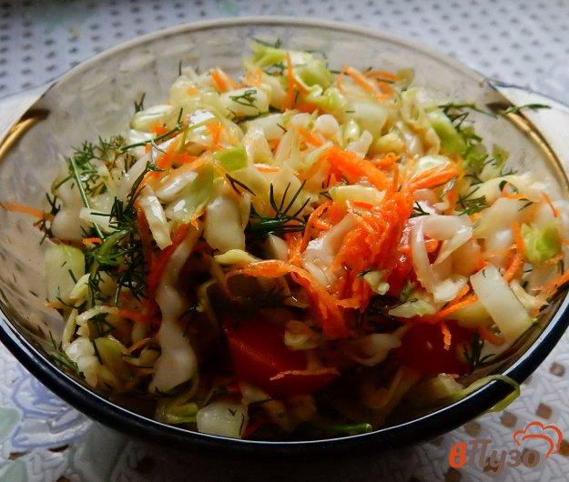 фото рецепта: Салат из осенних овощей