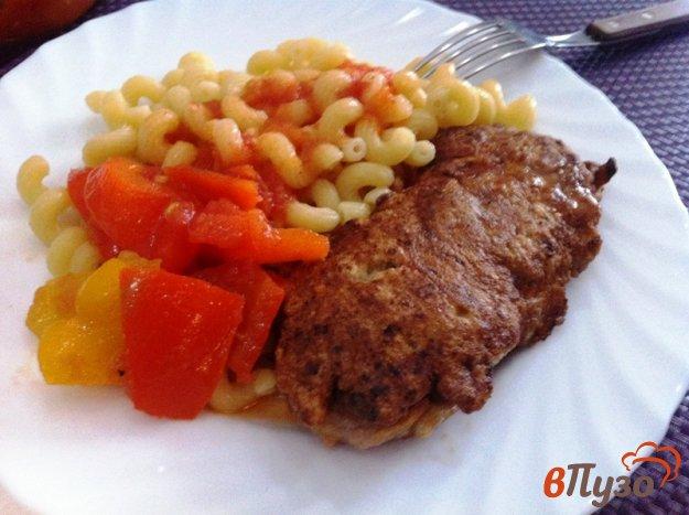 фото рецепта: Куриное филе с аппетитной корочкой