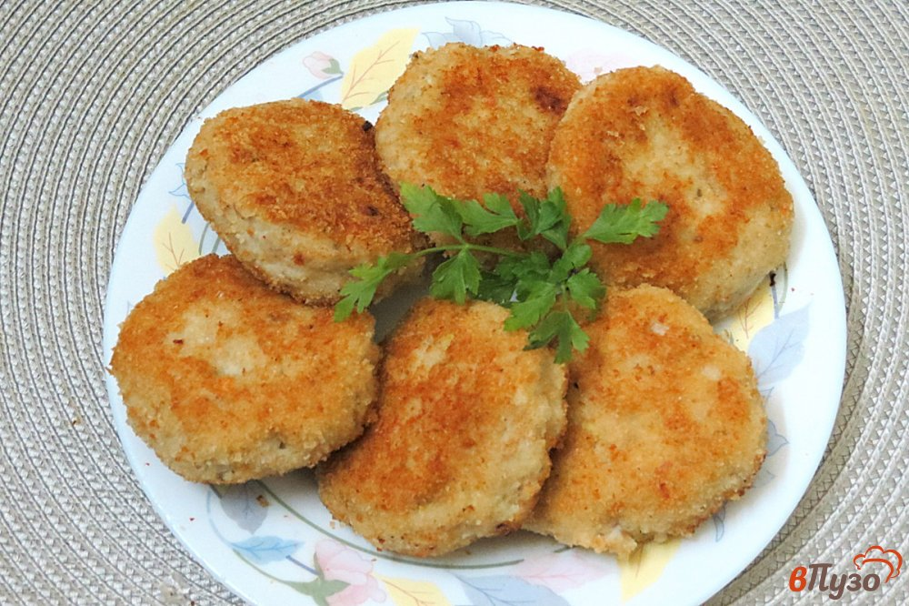 Котлеты из морской рыбы рецепты
