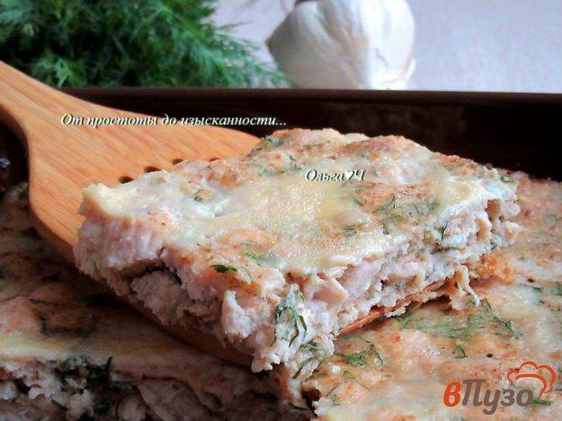 фото рецепта: Куриное филе, запеченное с кориандром и укропом