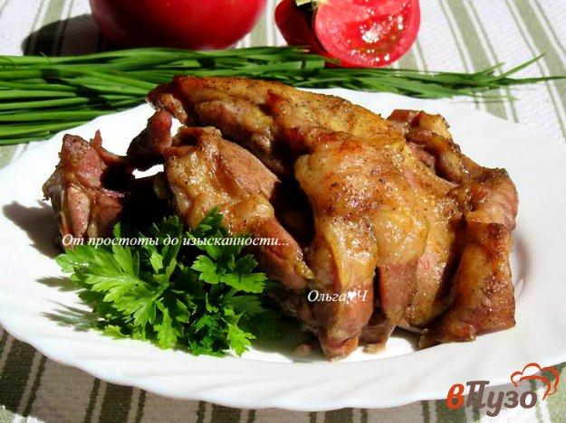 фото рецепта: Свиная лопатка по-восточному