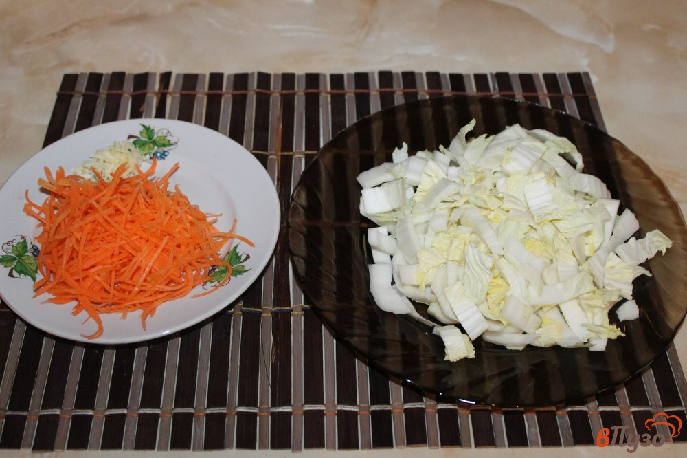Пекинская капуста рецепты маринованная