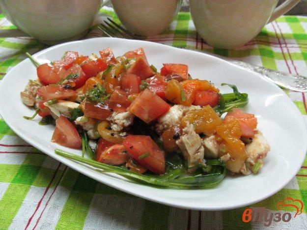 фото рецепта: Салат Итальяно