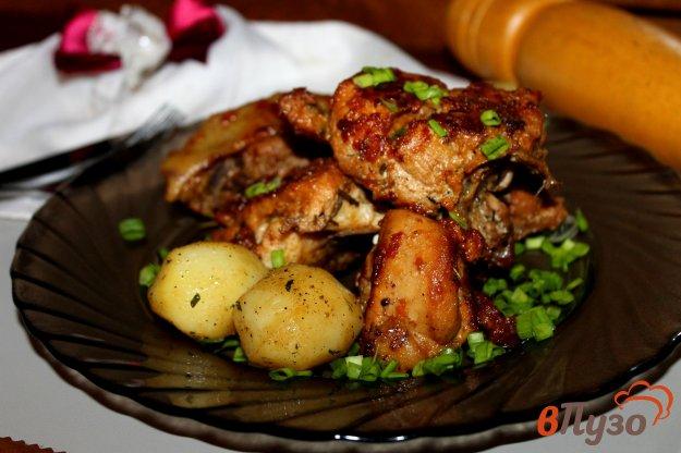 фото рецепта: Курица в сметане с паприкой