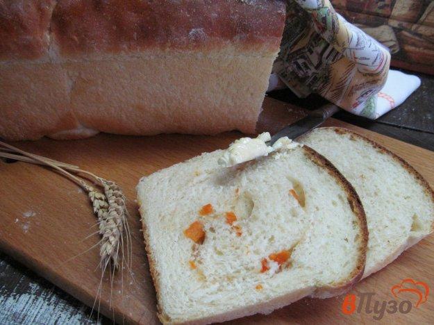 фото рецепта: Белый хлеб с паприкой