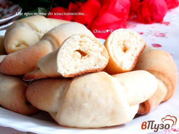 фото рецепта: Творожные булочки с абрикосовым джемом