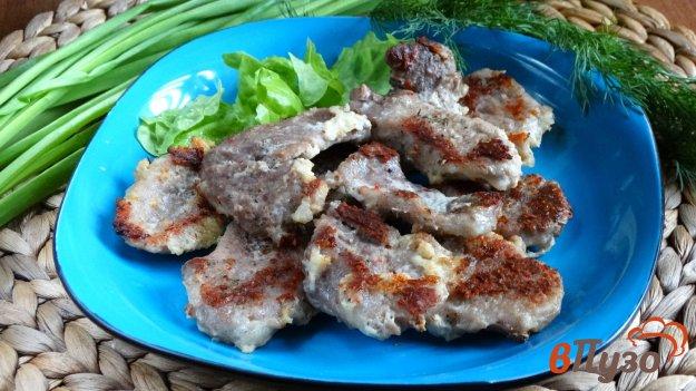 фото рецепта: Острые отбивные из свинины