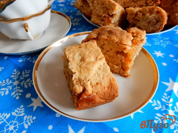 фото рецепта: Пирог с мармеладом