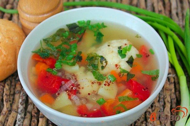 безкалорийные супы рецепт овощные