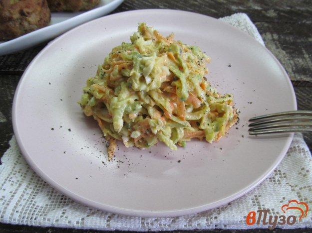 фото рецепта: Салат из репы с яйцом