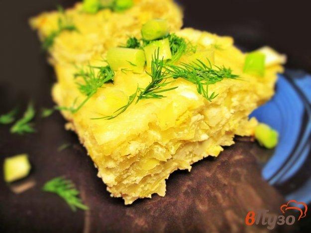 фото рецепта: Диетический капустный пирог без муки