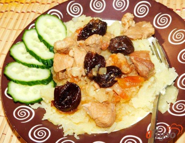 фото рецепта: Свинина с черносливом