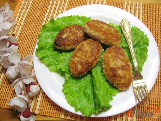 фото рецепта: Котлеты из свинины со сметаной