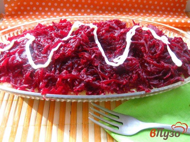 фото рецепта: Салат «Сардина под шубой»