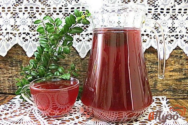 фото рецепта: Чай с сухофруктами