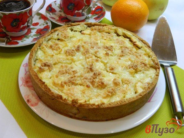 фото рецепта: Царский яблочный пирог