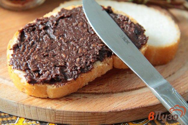 фото рецепта: Шоколадная паста с кокосовой стружкой