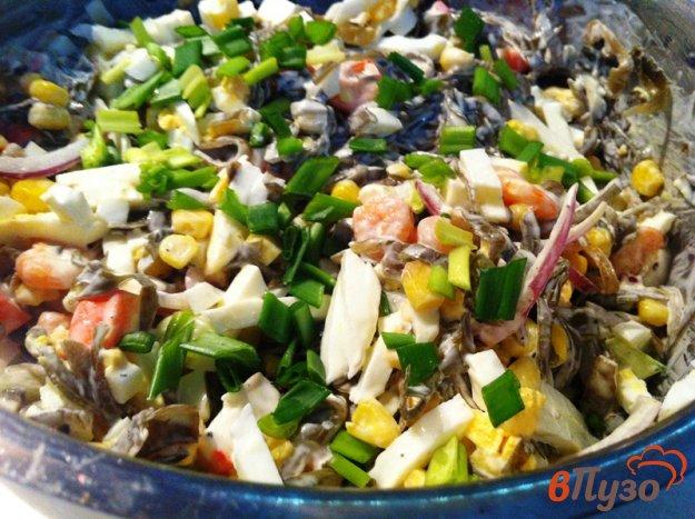 фото рецепта: Салат из морепродуктов