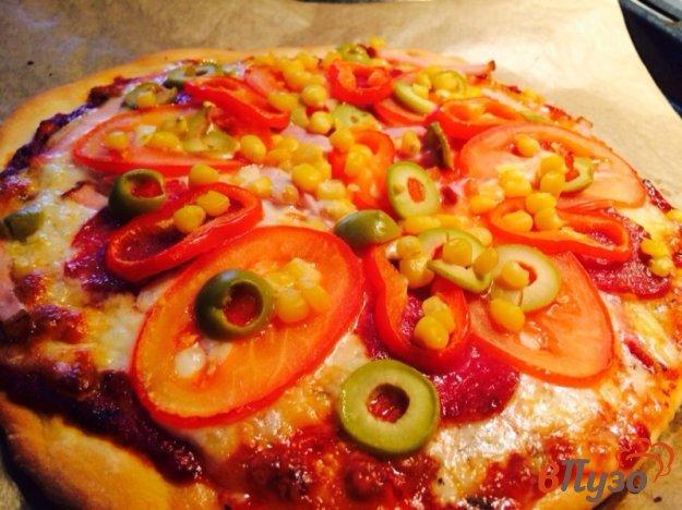 Пицца процессор