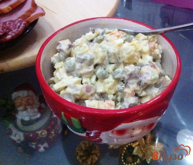 фото рецепта: Салат мясной