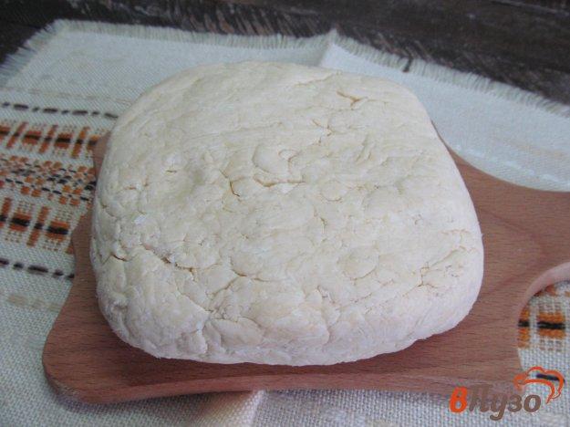 фото рецепта: Слоеное тесто быстрого приготовления
