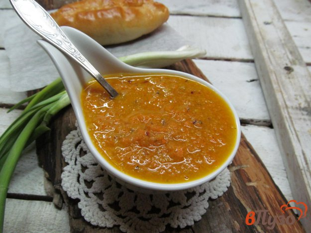 фото рецепта: Японская салатная заправка из моркови