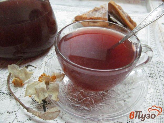 фото рецепта: Чай из ягод трав и специй