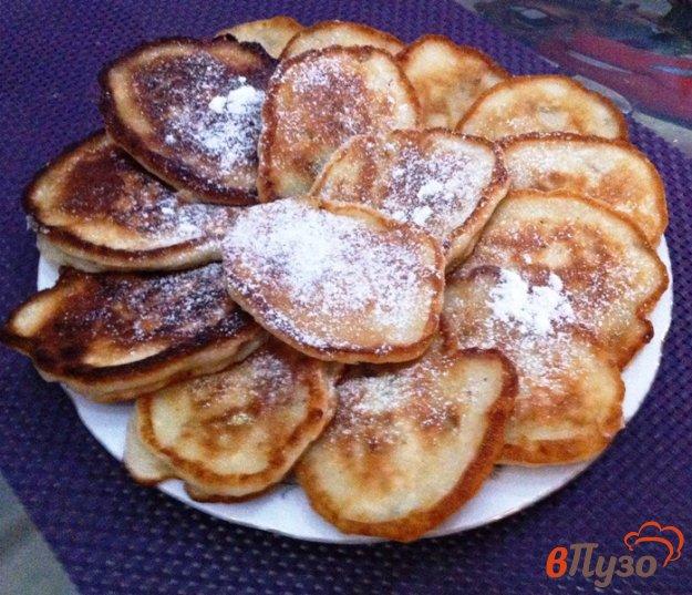 фото рецепта: Яблочные оладби