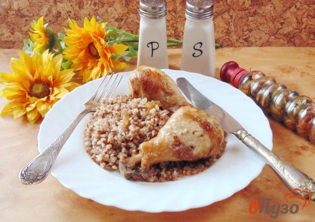 фото рецепта: Курица в медово-соевом маринаде