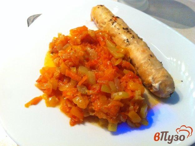 фото рецепта: Овощное рагу для малышей