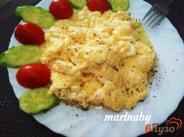 фото рецепта: Омлет с сыром