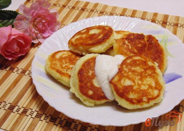 фото рецепта: Пышные сырники с содой
