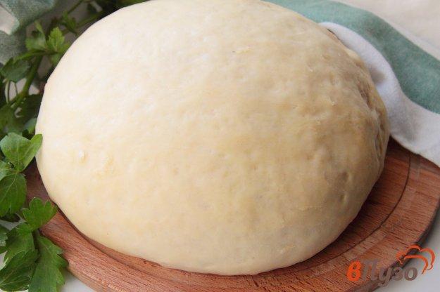 фото рецепта: Сдобное дрожжевое тесто