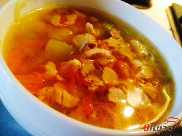 фото рецепта: Суп овощной с говядиной