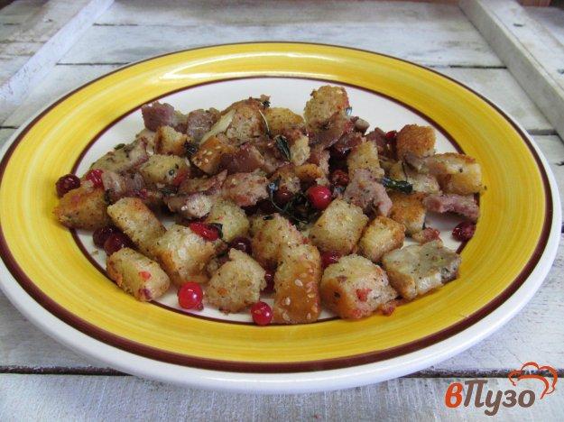 фото рецепта: Испанский салат Мигас