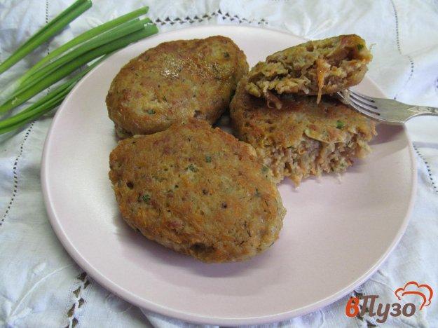 фото рецепта: Котлеты по румынски