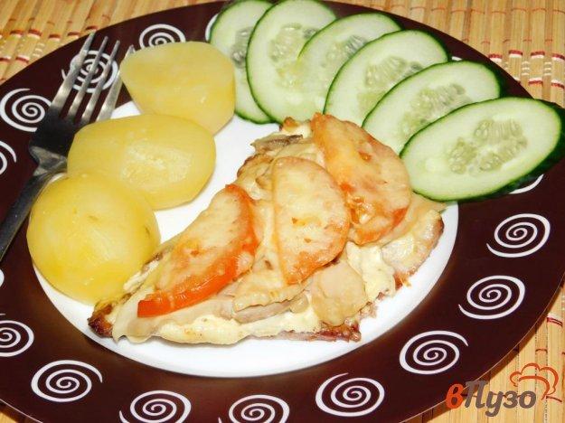 фото рецепта: Свинина по-королевски