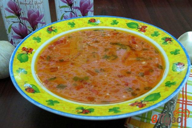 фото рецепта: Борщ из квашеной капусты