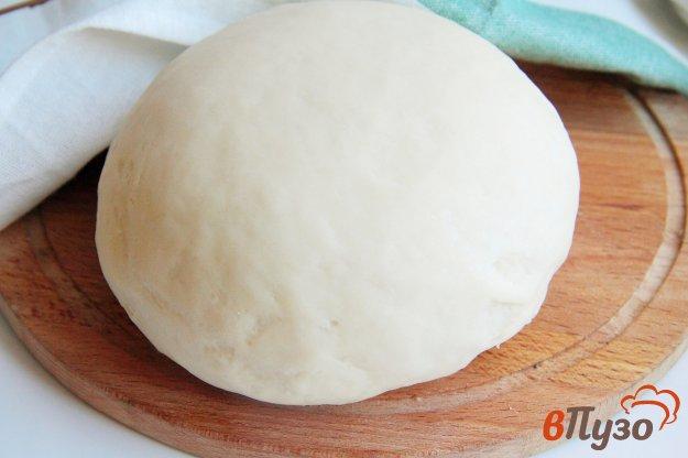 фото рецепта: Постное заварное тесто для пельменей
