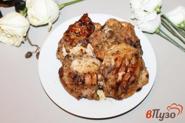 фото рецепта: Острые куриные бедра