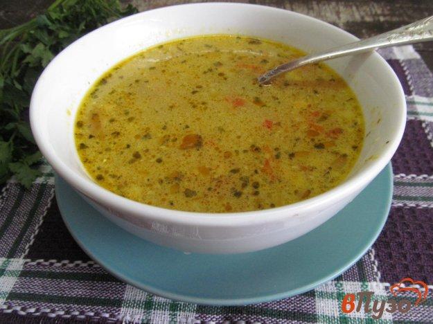 фото рецепта: Болгарский суп с фасолью