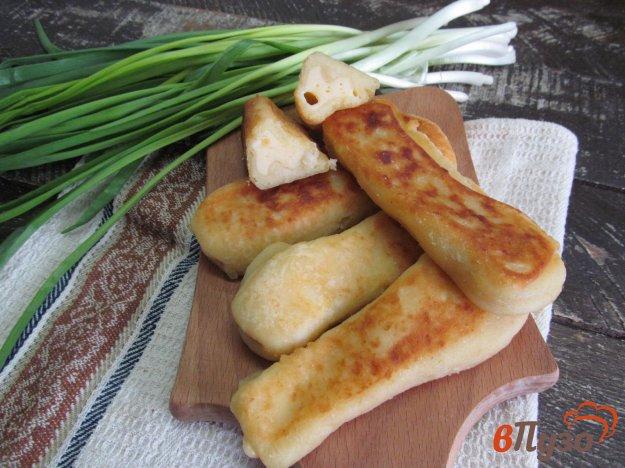 фото рецепта: Закуска из сыра